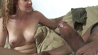 Big fat black cock in my moms pussy 20