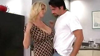 Busty amateur MILF with Big Boobies giving her Pussy for a Hard anal Fuck, SHE NEEDS IT