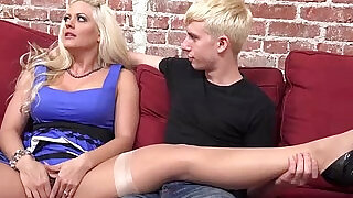 Holly Heart Takes A Big Black long hard Cock In Front Of Her Cuckold