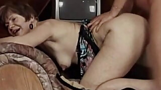 fun for old horny granny