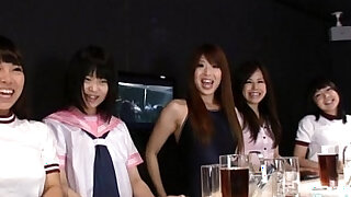 Japanese Hardcore in Group Sex