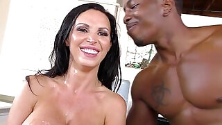 Nikki Benz gets assfucked by BBC