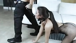 Sexy black Teen Slut Obey BF For Rough Pounding Of Her Sweet Pussy