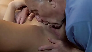 Old foot first time Can you trust your girlplaymate leaving her alone