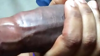 Tamil mom licks son cock and shows her sexy back