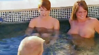 Hot party turns naughty orgy in reality