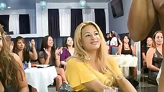 Collage party porn