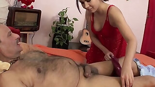 DirtyStepDaughter Taking Care Of My Sick Stepdad