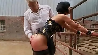Masters and sexual slaves fucked on a whim